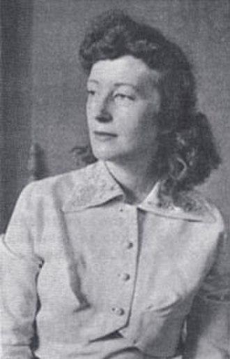 Mary Sue Hubbard - Mary Sue Hubbard in 1957