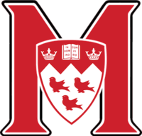 McGill Redmen athletic logo