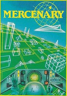 <i>Mercenary</i> (video game) 1985 video game