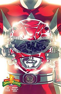 <i>Power Rangers</i> (Boom! Studios)