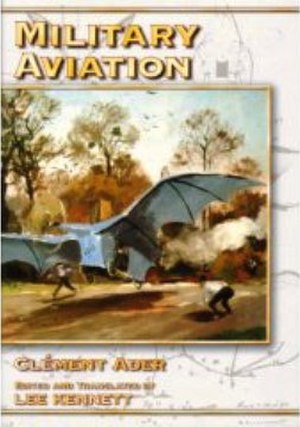 L'Aviation Militaire - Cover of the English translation of L'Aviation Militaire.