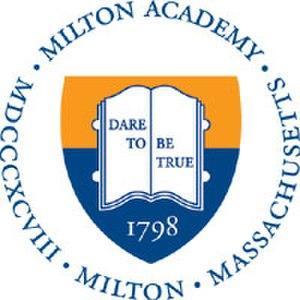 Milton Academy - Image: Milton Academy Seal