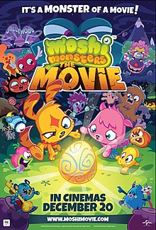 moshi monsters the movie wikipedia the free encyclopedia