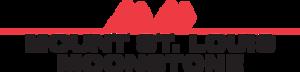 Mount St. Louis Moonstone - Image: Mount St. Louis Moonstone Logo