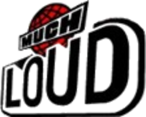 Stingray Loud - Logo used from 2001 to 2012.