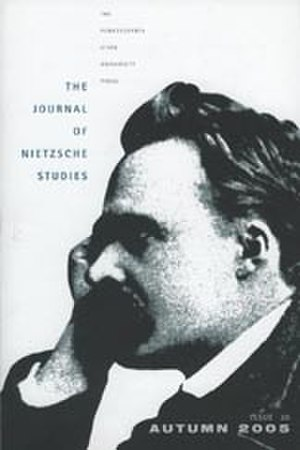 The Journal of Nietzsche Studies - Image: NIETZCHE2005i 30