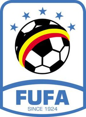 Uganda national football team - Image: New Fufa Logo