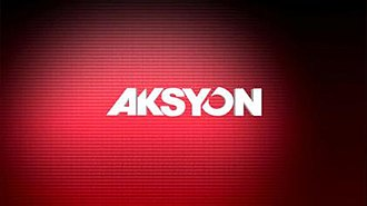Aksyon - The primetime edition titlecard since August 14, 2017