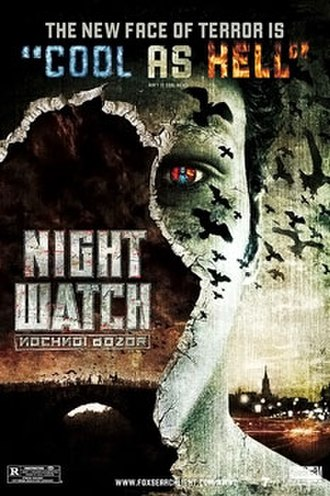Night Watch (2004 film) - International poster