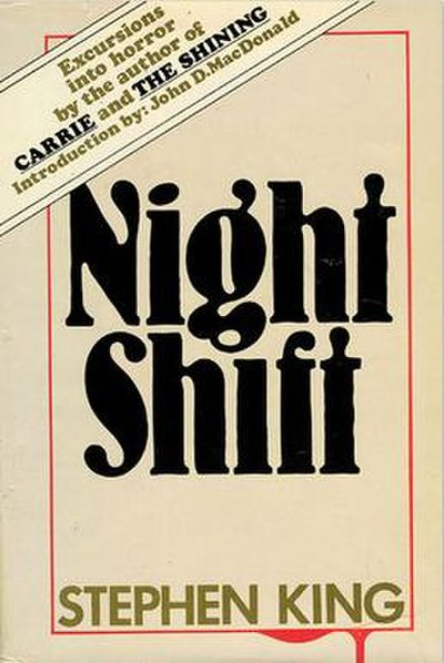 Picture of a book: Night Shift