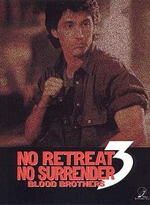 No Retreat, No Surrender 3: Blood Brothers movie