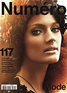 Numéro (magazine) 117 October 2010 cover.jpg