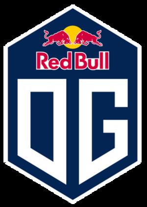 OG (eSports) - Image: OG (Redbull)