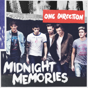 Midnight Memories - Image: One Direction Midnight Memories (Official Album Cover)