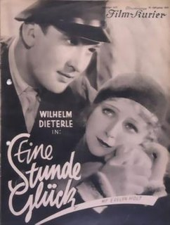 <i>One Hour of Happiness</i> 1931 film