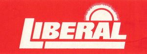 Ontario Liberal Party - Logo of the Ontario Liberal Party from 1985 to 1990