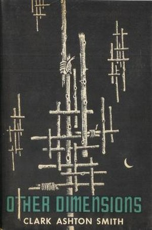 Other Dimensions - Dust-jacket illustration by Lee Brown Coye for Other Dimensions