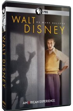 Walt Disney (film) - DVD cover