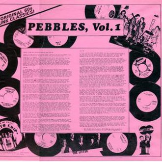 Pebbles, Volume 1 - Original cover