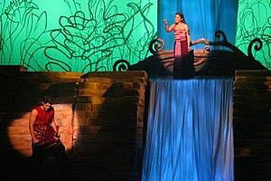 Puteri Gunung Ledang (musical) - Image: Pgl promo 1
