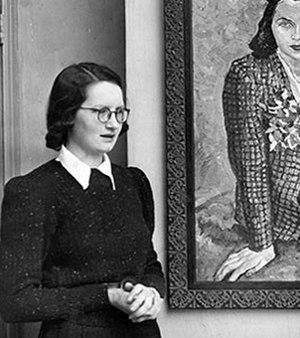 Doris Lusk - Image: Photo of Doris Lusk