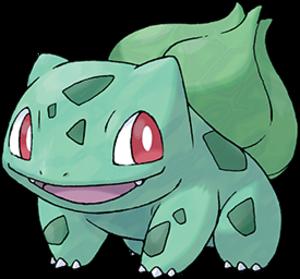 Bulbasaur - Image: Pokémon Bulbasaur art