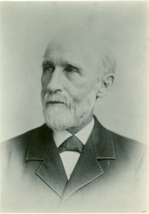 John S. Hougham - Portrait of John S. Hougham (1894 or earlier)