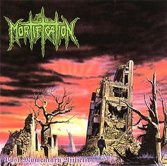 Post Momentary Affliction - Image: Post momentary affliction cover