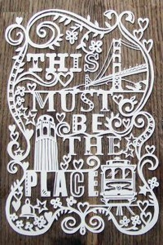 This Must Be the Place (film) - Teaser poster of This Must Be the Place.