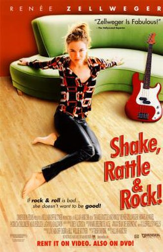 Shake, Rattle and Rock! (1994 film) - Image: Poster of the 1994 movie Shake, Rattle & Rock!