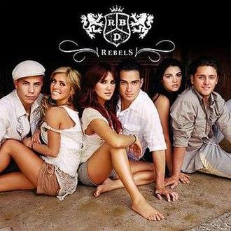 Rebels (album) - Image: RBD Rebels