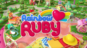 Rainbow Ruby - Image: Rainbow Ruby title card