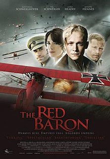 <i>The Red Baron</i> (2008 film) 2008 film by Nikolai Müllerschön