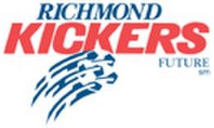 Richmond Kickers Future - Image: Rkickersf