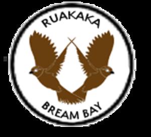 Ruakaka - Image: Ruakakaseal