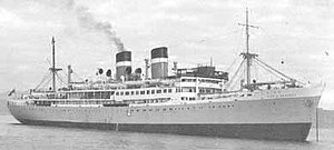 SS City of Benares