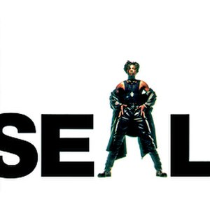 Seal (1991 album) - Image: Seal Seal (1991 first album) CD album cover