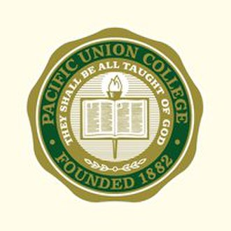 Pacific Union College - Seal of Pacific Union College