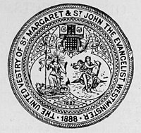 Seal of the United Vestry of St Margaret and St John.jpg