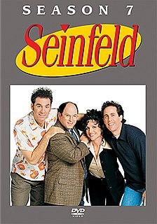 <i>Seinfeld</i> (season 7) season of television series