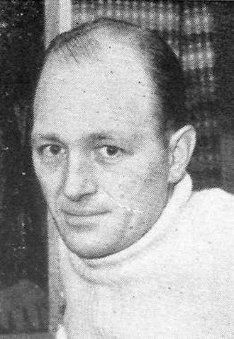 Arthur Sellings - Arthur Sellings c.1956