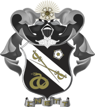 Sigma Nu - Coat of arms