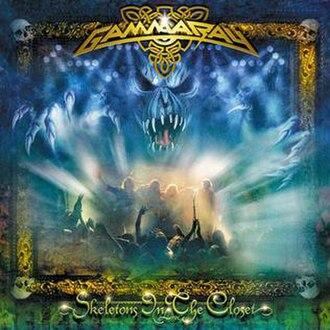 Skeletons in the Closet (Gamma Ray album) - Image: Skeletons in the Closet (Gamma Ray album cover art)