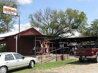 Snows BBQ Restaurant in Texas, U.S.