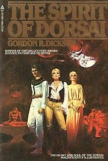 <i>The Spirit of Dorsai</i> book by Gordon R. Dickson