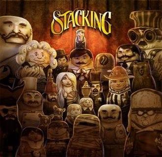 Stacking (video game) - Image: Stacking logo