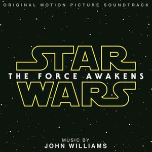 Star Wars: The Force Awakens (soundtrack) - Image: Star Wars The Force Awakens Soundtrack