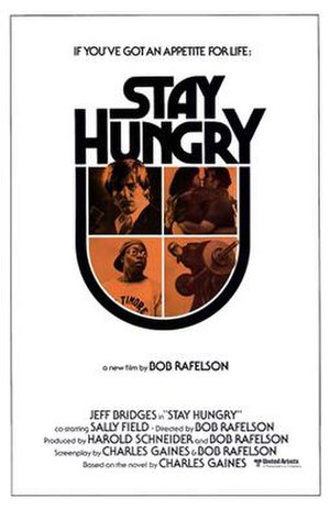 Stay Hungry - Image: Stay Hungry movie poster