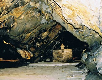 Fillan - Image: Stfillans cave internal hi