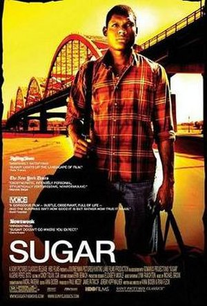 Sugar (2008 film) - Promotional film poster